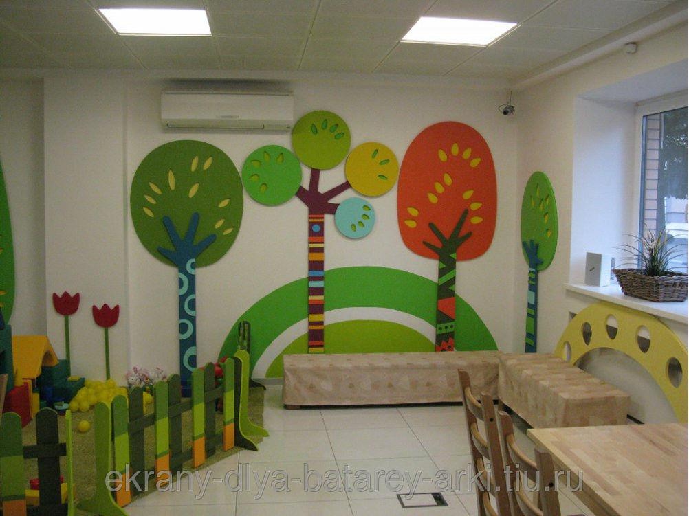 Оформление игровой комнаты в детском саду фото своими руками 32
